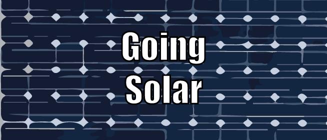 Vlog #7 We Went Solar