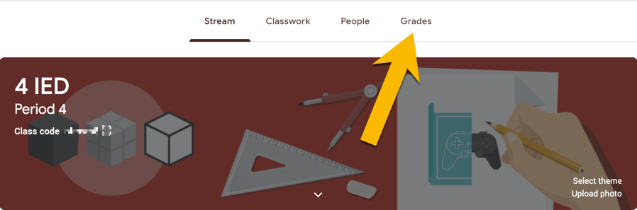 Google Classroom Grade(book) Beta is here!