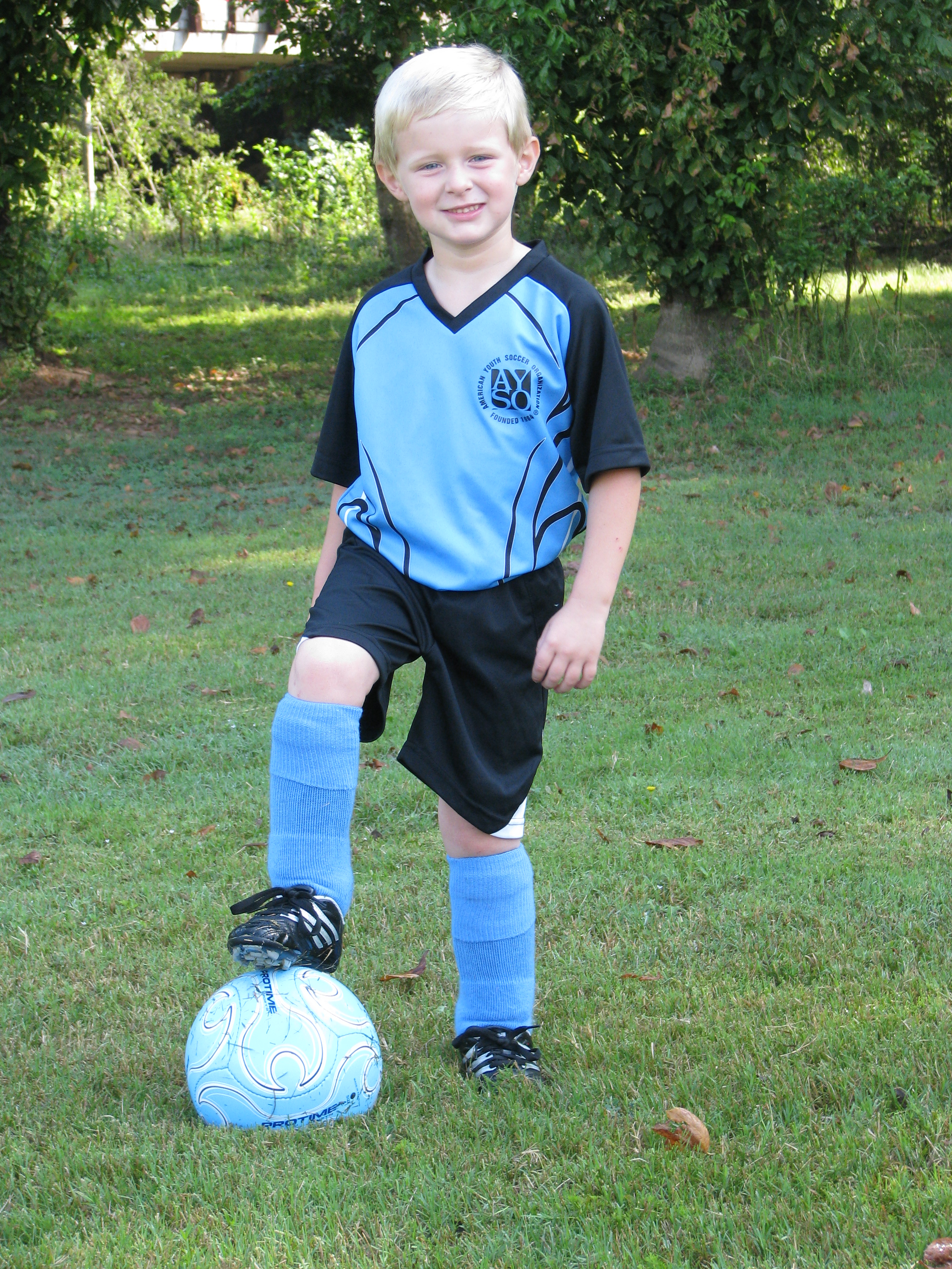 Soccer game September 12 2009 010