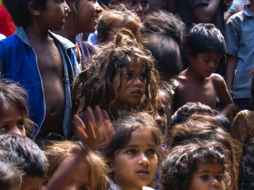 Dalit kids, Tamil Nadu