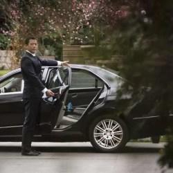 uber black car pickup