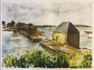 Moulin marée Birlot