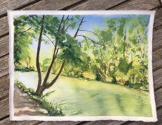 J53 Watercolor in Arras J5