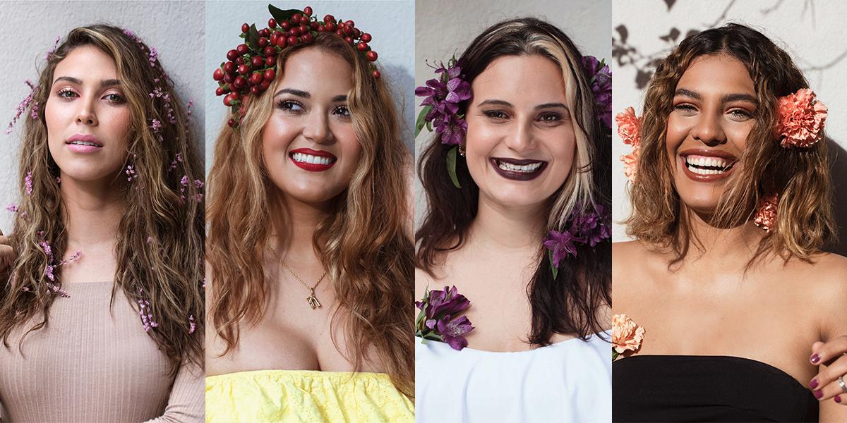 Mujeres aceptan el reto de dejarse el cabello Suave y Real