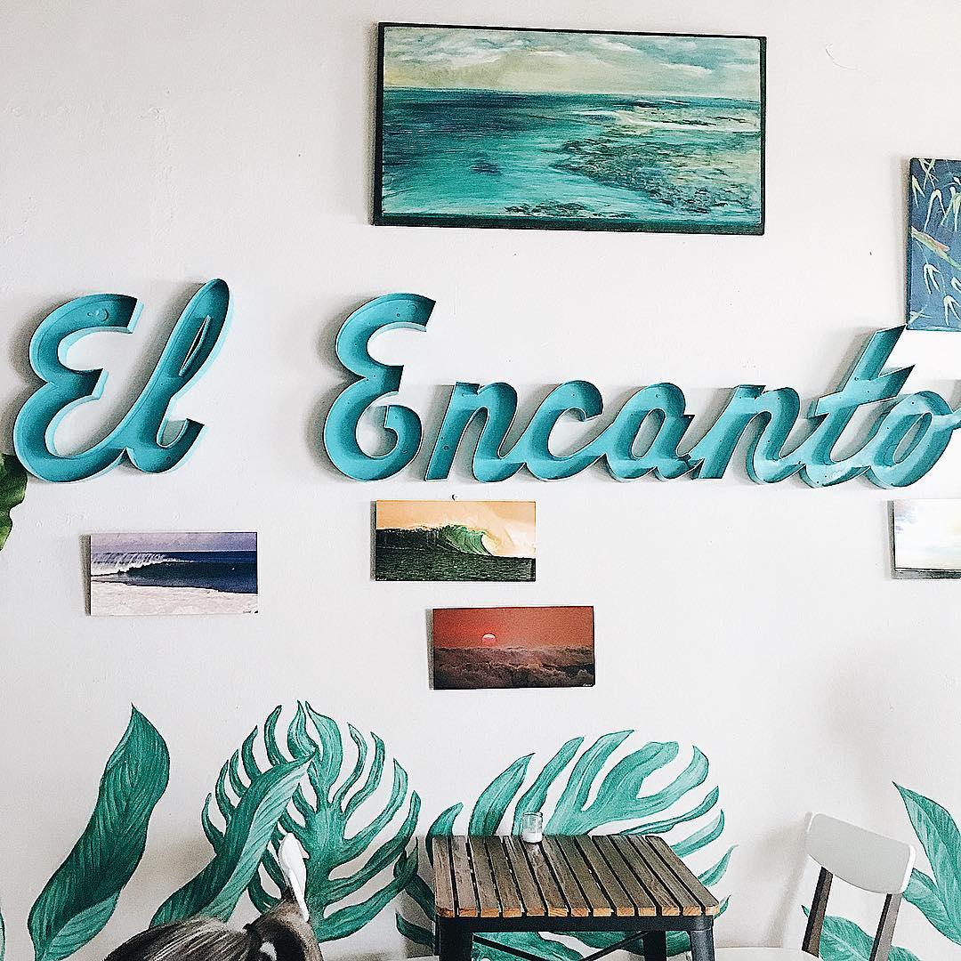 Rincón, Puerto Rico, Gastronomía, Viajes, Guía, Turismo, Roots, Restaurante, Restaurants, Bars, Decor, Tropical, Beach Town
