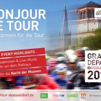 Bonjour le Tour,  J-100 avant le Grand Départ, samedi 25 mars !