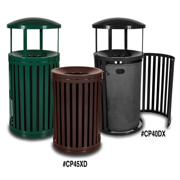 Commercial Waste Receptacles & Restaurant Trash Cans ⋆ National ...