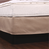 shantung box spring covers