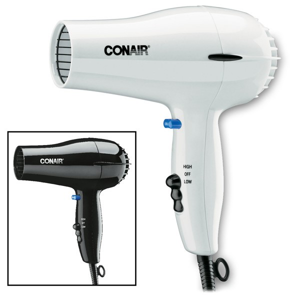 conair hotel hair dryer