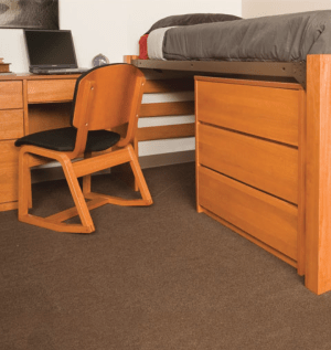 university dorm furniture junior loft collection