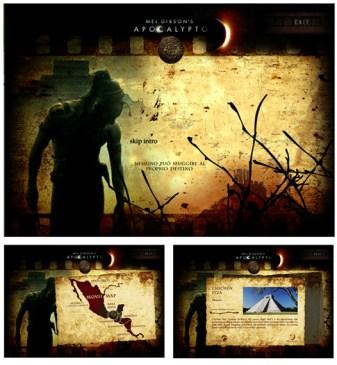 Apocalypto Interactive Movie Map for Dynamic Fun under DBA/Arkenù Design & part action scripts coding