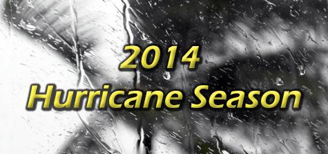 2014 hurricane season