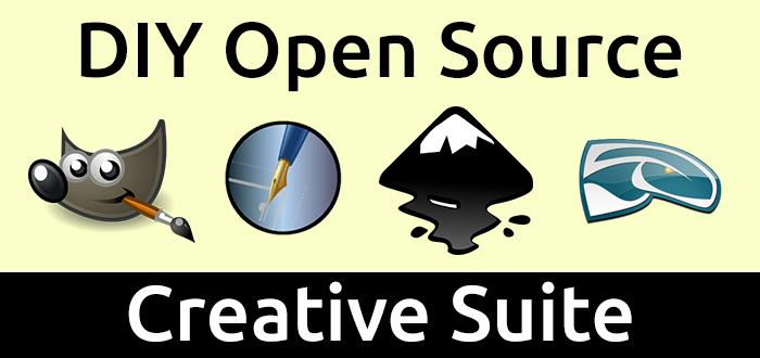 Open Source Creative Suite
