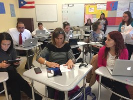 OSMO/IPAD workshop for early elementary educators