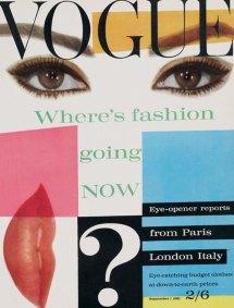Vogue, septiembre de 1961