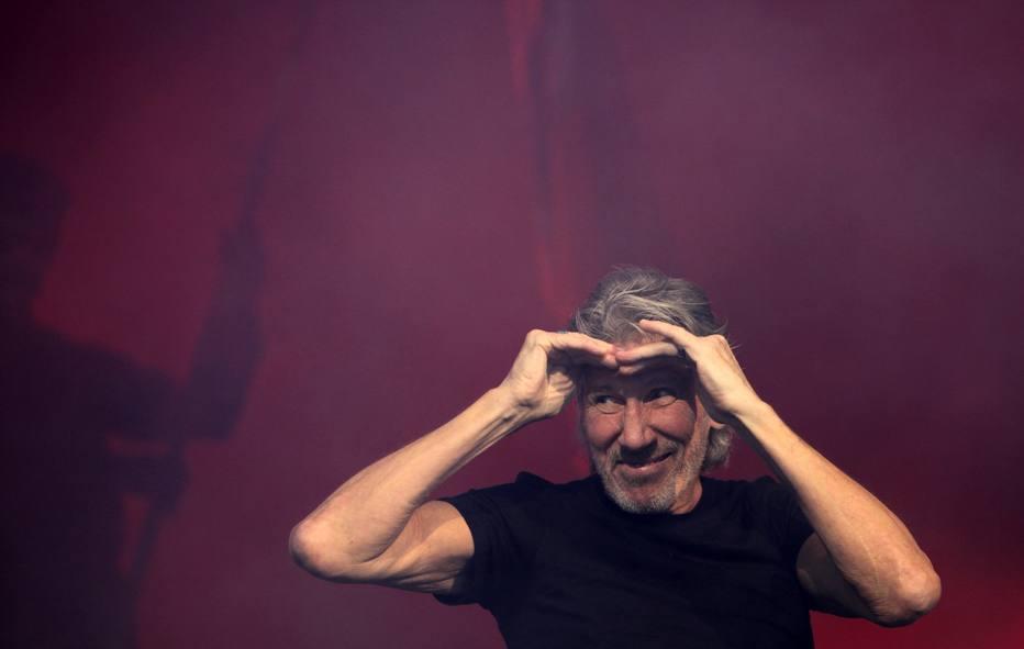 Roger Waters confirma show no Maracanã