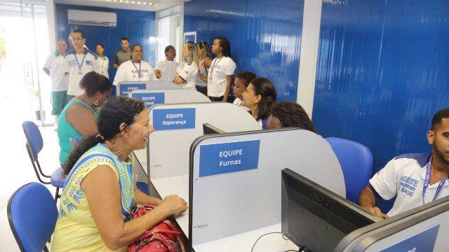Clínica da Família é inaugurada no Andaraí