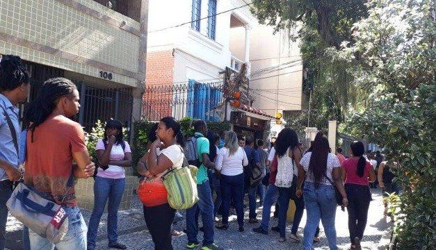 Maracanã recebe seleção de vagas de emprego