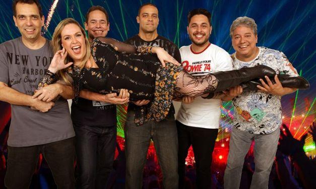 Com grandes clássicos, banda TOC 80 apresenta 'De volta aos 80' na Tijuca