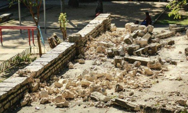 Principais praças da Tijuca e do entorno sofrem com descaso e abandono