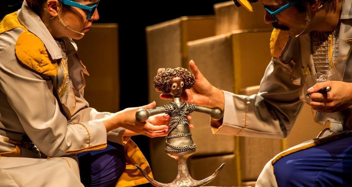 Espetáculo infantil 'Makupuni' estreia no Ziembinski