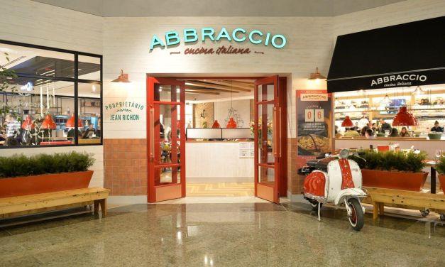 Abbraccio Cucina Italiana inaugura unidade no Shopping Tijuca nesta quarta-feira (19)