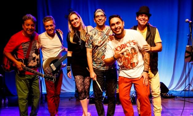 'De Volta aos 80'' faz apresentação na Tijuca