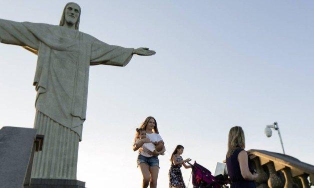 Carioca que for visitar o Cristo Redentor terá desconto de 50% no ingresso
