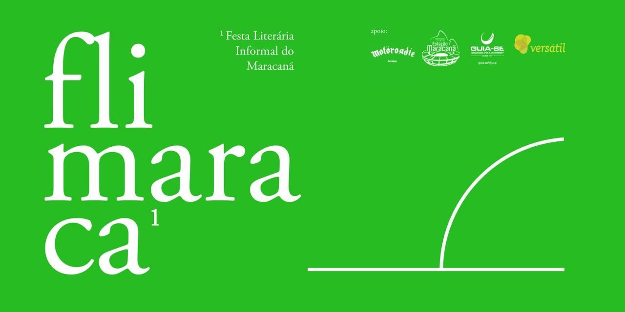 Primeira Festa Literária Informal do Maracanã acontece neste fim de semana