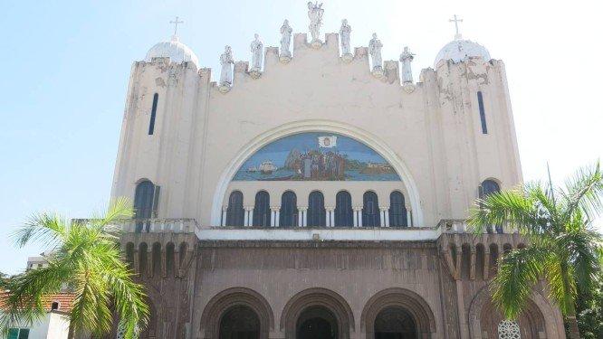 Tombada, Igreja dos Capuchinhos sofre com problemas de conservação
