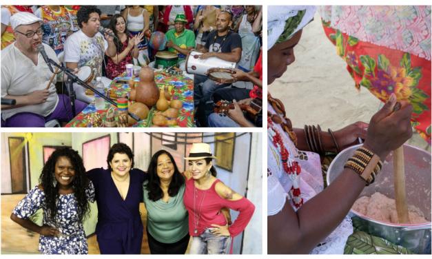 RioZoo promove evento gratuito com samba e gastronomia