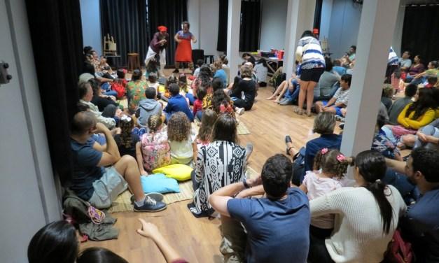 Tijuca recebe 5ª edição de Sarau Infantil na CAC