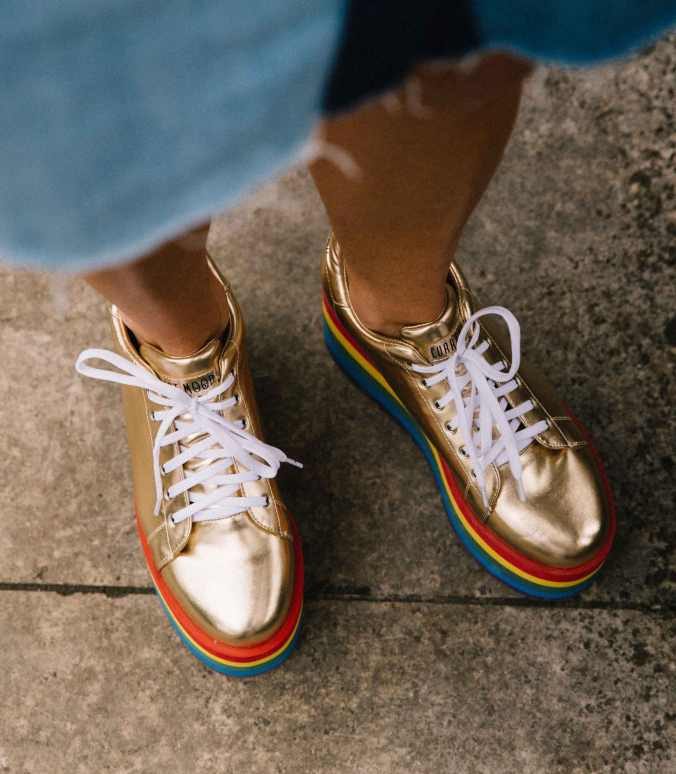 current mood rainbow platform shoes-23