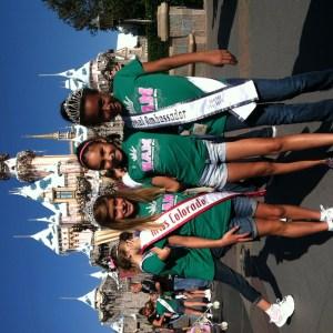 Kailyna with Hannah and Cristina