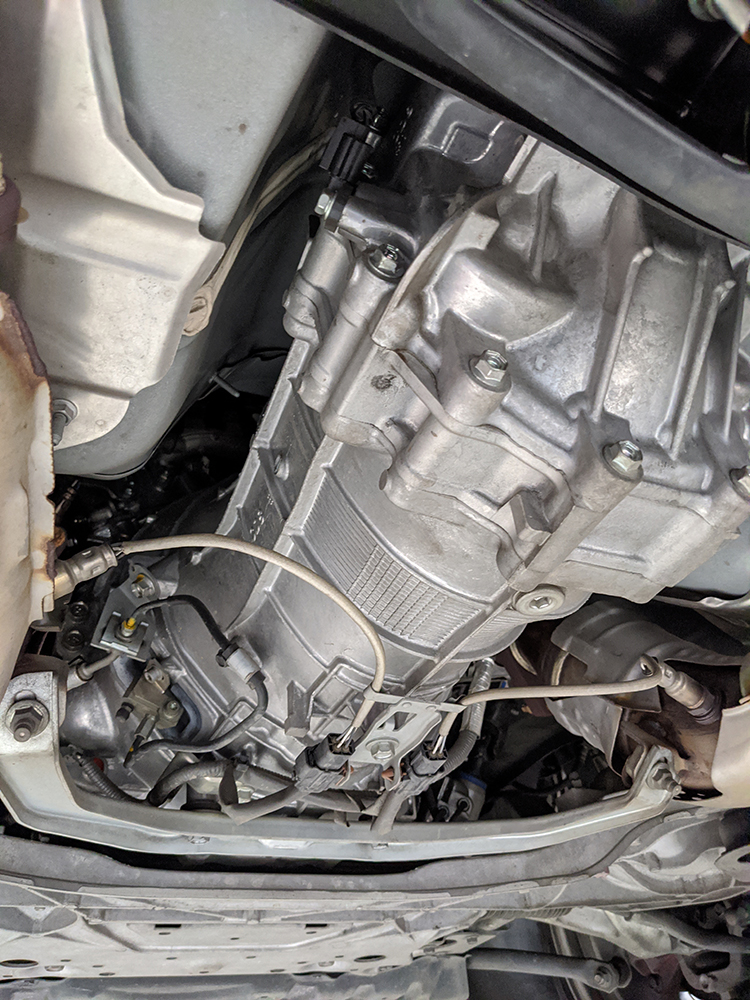 Mechanical & Transmission Diagnostics & Repair