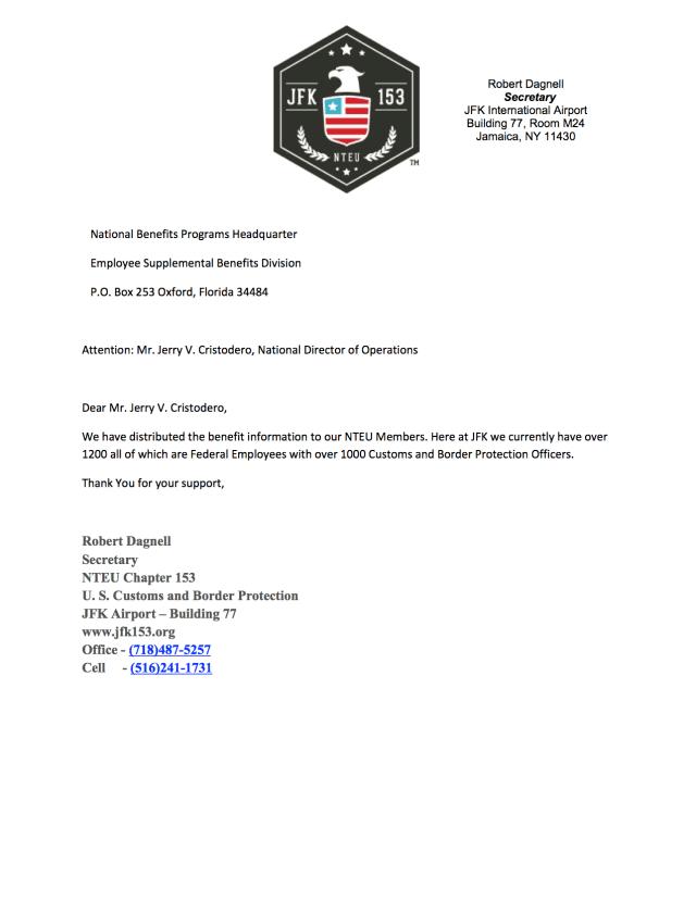 NTEU Acceptance Letter (CBP) copy
