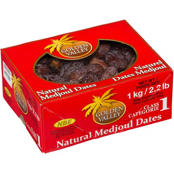 Golden Valley Medjoul Dates (SEMI-DRY)