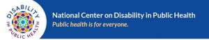 The National Center on Disability in Public Health logo
