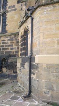 Yorkshire, HUDDERSFIELD, St Peter (Sarah Crossland 2013) #021