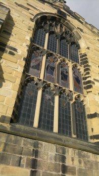 Yorkshire, HUDDERSFIELD, St Peter (Sarah Crossland 2013) #025