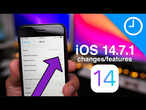 iOS 14.7.1 Changes and Features - Update Now!