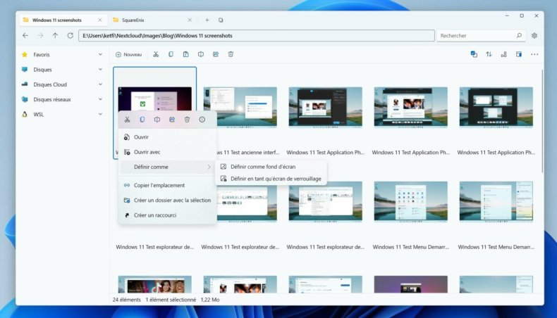The Files app is what Windows 11 File Explorer should be