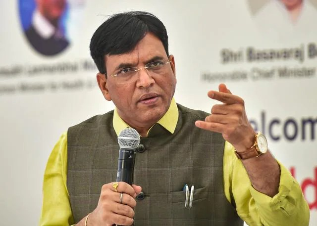 Mandaviya's knowledge of how the drugs and vaccine industries work held him in good stead, as the most significant change that India saw after he took over as the health minister was improved monthly supplies of vaccines against Covid-19 (PTI)