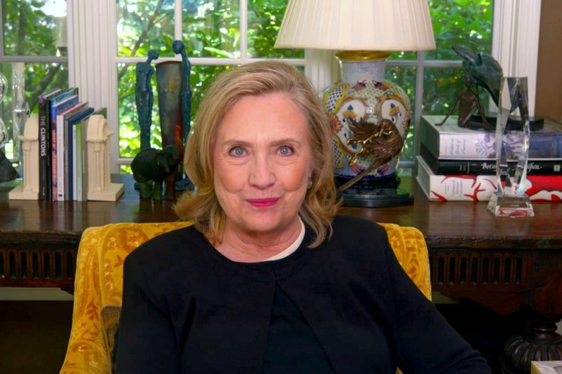 A report found that Google was more favorable to Hillary Clinton in 2016.