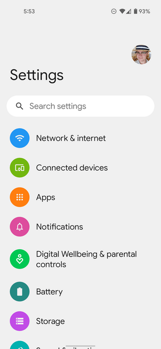 android-12-dp3-settings
