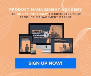 project management bootcamp ad banner