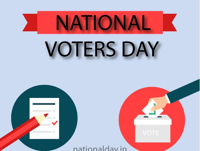 National Voters Day 2022 India