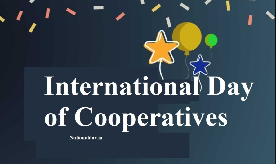 International Day of Cooperatives 2021