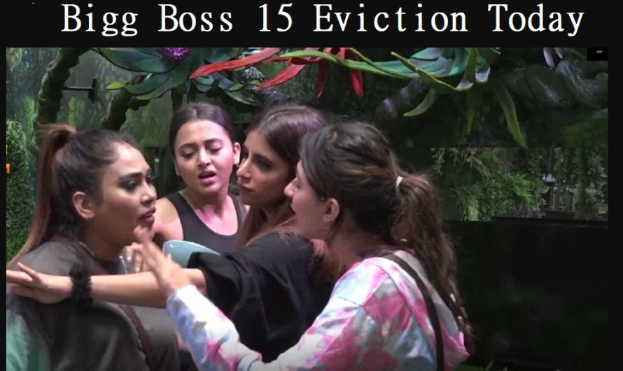 Bigg Boss 15 Eviction Today
