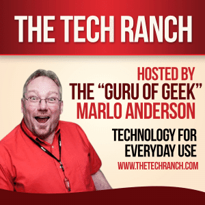 The Tech Ranch Podcast Art png